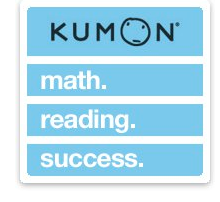 Kumon math reading success logo.